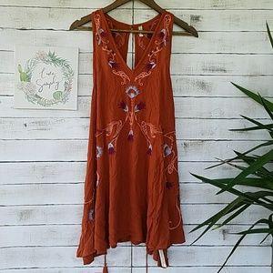 🍁Free People Adelaide Festival dress